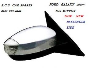 FORD GALAXY MIRROR   O/S      DRIVERS   SIDE 2007 2008 2009 NEW (1)
